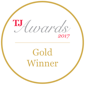 TJ Awards 2017 - Gold Winner