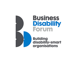Business Disability Forum (Building disability-smart organisations) logo